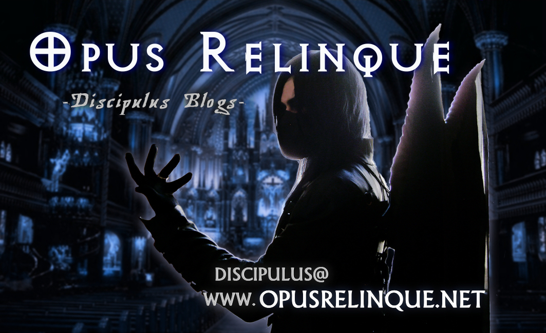 Opus Relinque Business Card
