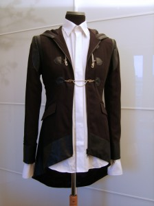 Tailcoat Front