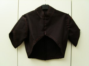 Slanted Jacket Prototype
