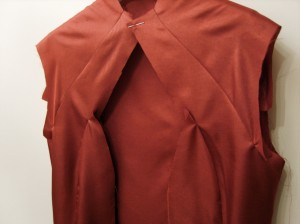 Red Shirt Lining