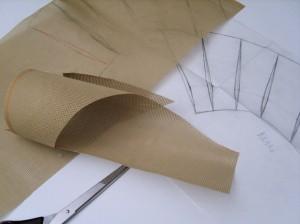 Heavy-duty sew-on interfacing