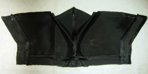 Cape Upper-collar Interfacing