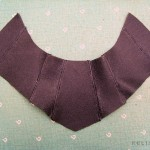 Suede Gothic Chocker collar.