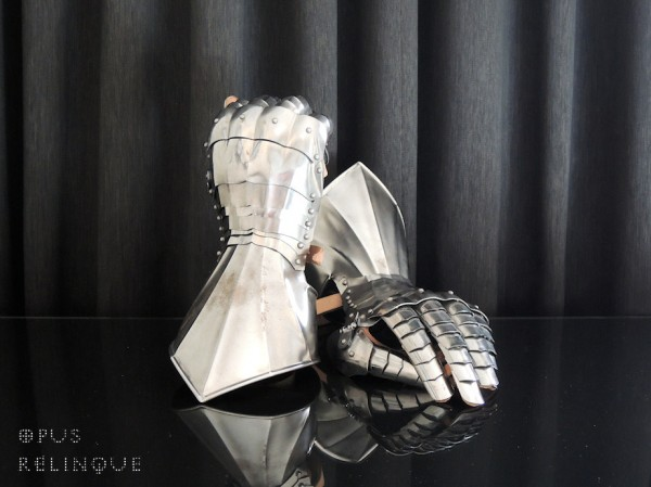 Gothic LARP Fashion gauntlets