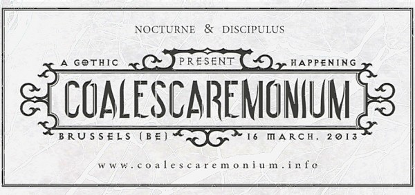 Coalescaremonium first edition logo