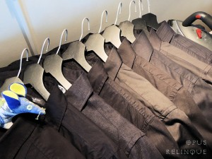 the different shades of black men's shirts